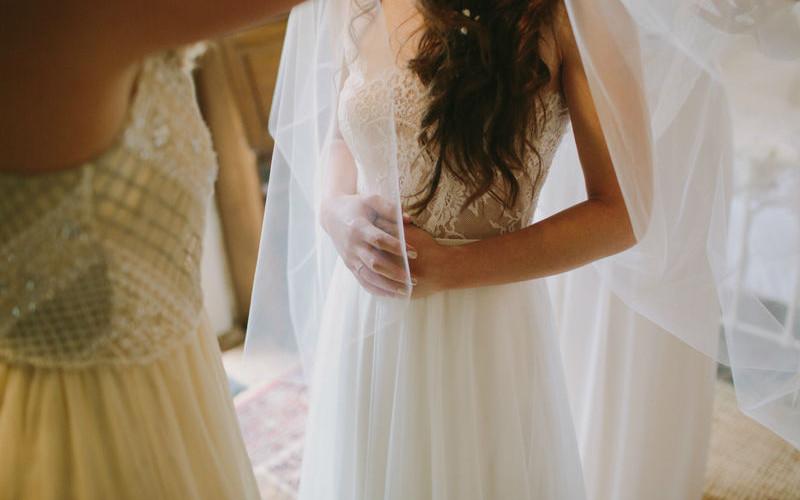 Ellina's Beautiful Dress