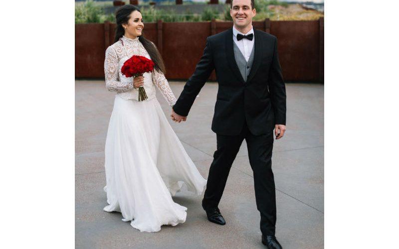 Georgia's Romantic Wedding