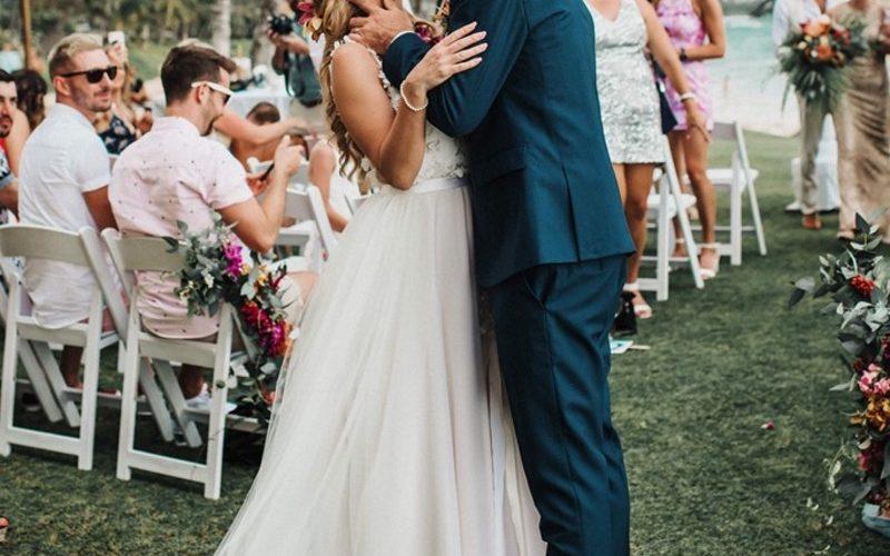 Stephanie & Jack Wedding Day